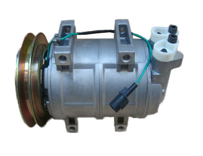 Auto air conditioner compressor,r,OEM quality compressor,heavy duty vehicles Hitachi crane compressor
