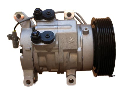 Brand new compressor,auto air conditioner compressor,OEM quality compressor, Compressor for Hilux 3.0 1KD/Hilux 2.5 2KD/Vigo